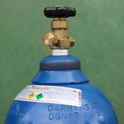 نحوه کنترل اصالت گازهای طبی